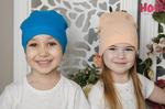 Снуд к взрослой однослойной удлиненной шапке (цвет в ассортименте)