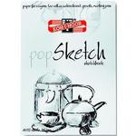 Папка для рисования POP SKETCH, ф.А4, 20 листов, 110 г/м2