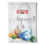 Папка для акварели POP AQUARELL, 10 листов, 250 г/м2