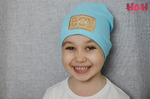 Снуд к однослойной шапке BOY (цвет в ассортименте)