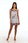 Сорочка женская модель 2-23 Тедди