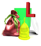 Набор Lilacup (размер L) - 'Максимальная защита' (цвет чаш в ассортименте)
