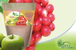 Кисель яблочно-лимонниковый
