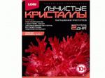"Лучистые кристаллы ""Красный кристалл"" Лк-001"