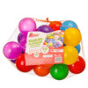 Набор шариков для игровых комплексов с рисунком 30шт., d7,5см, пластик
