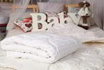 Одеяло детское Шелковое (300гр/м) тик