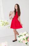 Платье коктейльное дт0358-2