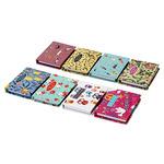 Листочки для записей 100л + закладки 125шт, бумага, 11х8,5см, 8 дизайнов, арт.14