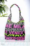 Трендовая пляжная сумка