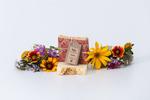 Натуральное мыло на ценных органических маслах «Имбирное»