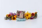 Натуральное мыло на ценных органических маслах «Лавандовое»