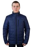 Демисезонная мужская куртка СМ-48 Синий