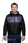 Куртка мужская демисезонная ВС-02 Черный