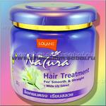 Маска для волос с белой лилией от тайского бренда Lolane