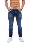 Джинсы мужские темно-синие Denley 4786(1062