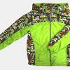 4504  Куртка для мальчиков на флисе
