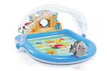 Надувной водный игровой центр Intex: 155х130х84 см
