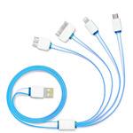 Универсальный кабель для зарядки 4 в 1