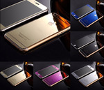 Зеркальное защитное стекло для iPhone 6/6s (2 шт)