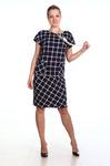 М-127 Платье женское (48-62 р.), интерлок
