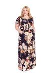 Платье 16300-1V / скидка 10% от цены