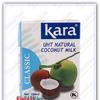 Кокосовое молоко Kara 200 мл