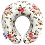 """Подушка под шею """"Нежные цветы"""""""