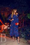 New! платье темно-синий 1547