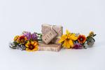 Натуральное мыло на ценных органических маслах «Медовое»