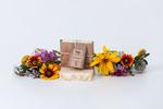 Натуральное мыло на ценных органических маслах «Кастильское»