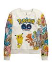 """Детский свитшот """"Pokemon go"""" (рост 140 см)"""