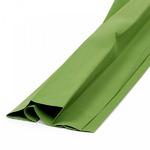 Фоамиран в листах арт.ВБ016/1 цв.темно-зеленый (179) 1 мм 60х70 см