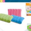 Надувная подушка-подголовник Intex: 43 х 28 х 9 см.