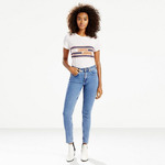 Orange Tab 721 Vintage High Rise Skinny Jeans