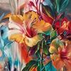 "РН GХ5146 ""Цветные лилии"", 40х50 см Артикул827-632"