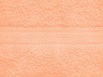 Простыня махровая 150х210 персиковый