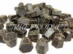 Горький шоколад Ariba Fondente Diamande 72 в форме диамантов