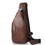 Рюкзак мужской через одно плечо - MK005
