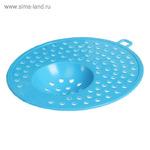 Ситечко-улавливатель для раковины и ванной d=11 см