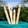 Крючок для вязания. Бамбук.