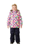 Комплект зимний: куртка и брюки Артикул TW37105 PINK