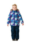 Комплект зимний: куртка и брюки Артикул TW37106 BLUE