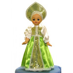Кукла Россиянка