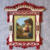 икона из дерева  РОЖДЕСТВО ХРИСТОВО
