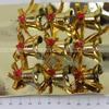 Колокольчик золотой маленький (d-2,5 см) (арт-АХ-06-1602)