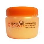 ETUDE HOUSE Moistfull Collagen Sleeping Pack  Увлажняющая ночная маска с коллагеном