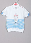 футболка 20-188а-01 рост 62,92
