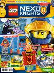 Журнал Лего рыцари + конструктор