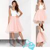 Воздушное платье-пачка