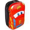 Рюкзак детский жёсткий Машинка